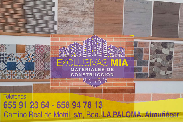 Materiales de Construcción Almuñécar
